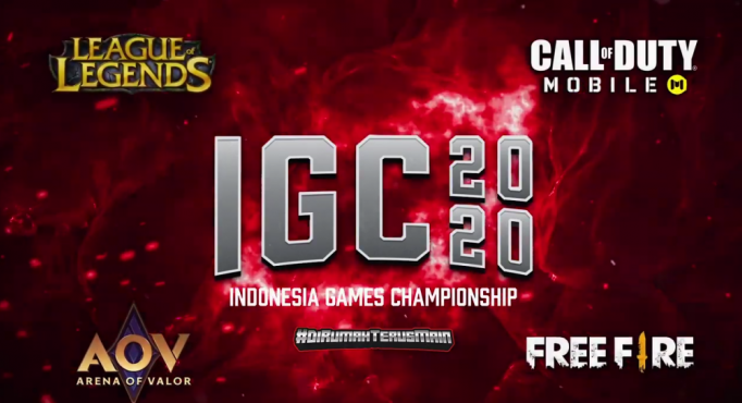 Grand Final Indonesia Game Championship 2020