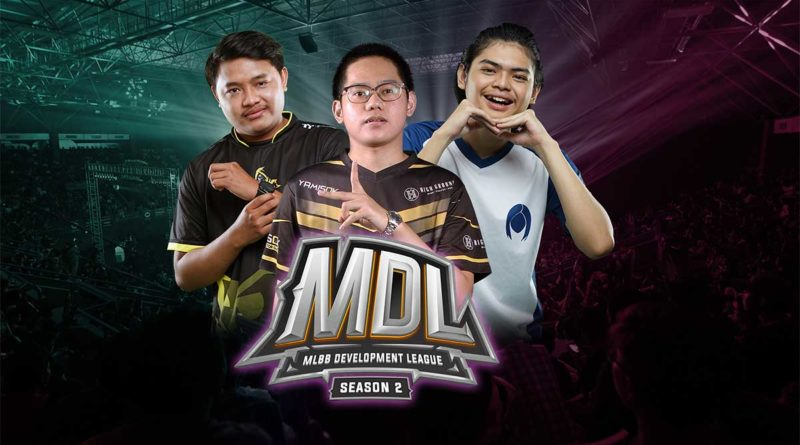 3 team non mpl di mdl season 2