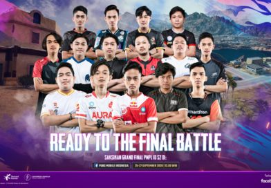 PUBG Mobile Pro League Indonesia Season 2 Masuki Grand Final