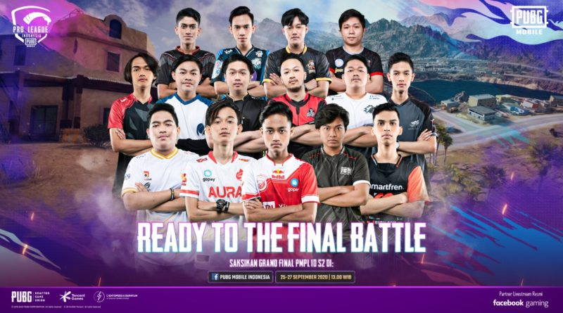 PUBG Mobile Pro League Indonesia Season 2 Masuki Grand Final