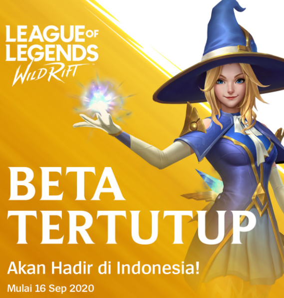 League Of Legends Wild Rift di Indonesia