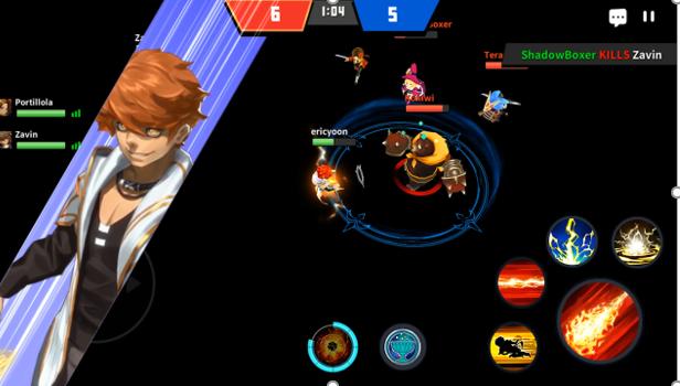Arena Master 2 Pertarungan Seru para Jagoan di smartphone