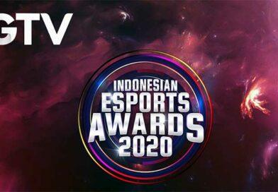 GTV Siap Gelar Ajak Penghargaan Esports