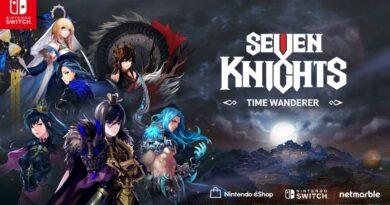 Gim Seven Knights Time  Wanderer Siap Dimainkan di Nintendo Switch