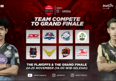 Upoint Esports Minor League 2020 grand final