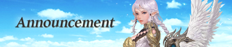 Game MMORPG dari LINEPOD, EOS THE BLUE Update Level 96