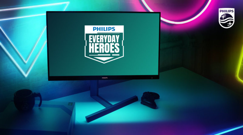 Philips Monitors Indonesia Hadirkan Turnamen Esports Bertajuk Philips Everyday Heroes Tournament!