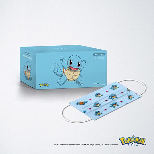 Ini Dia! Masker Kesehatan Bertema Pokemon (OFFICIAL)