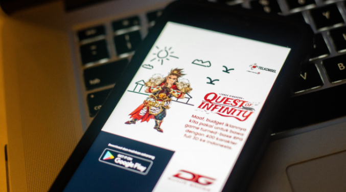 Telkomsel Rilis Three Kingdoms Quest of Infinity, Game RPG Hero Collectors ramah diberbagai perangkat.
