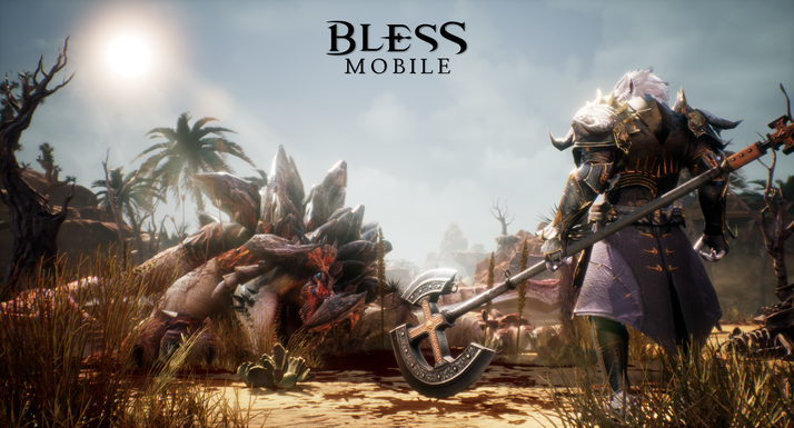 Bless Mobile pre-registration