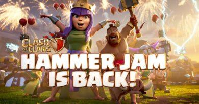 Akhirnya Datang Juga, Campaign Hammer Jam dari Clash of Clans.
