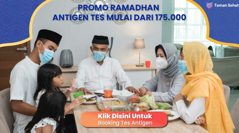 Promo Ramadhan 1442 hijriah, Ini Promo Tes Antigen Murah di Jakarta, Bali dan Bekasi
