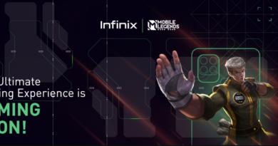 Pengalaman Smartphone gaming Terbaik yang patut ditunggu, Kolaborasi Infinix x Mobile Legend