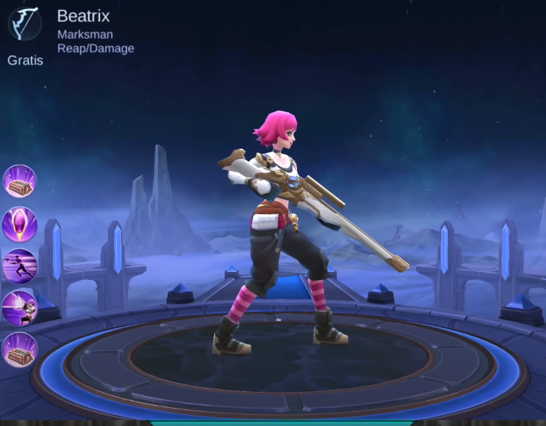 Guide Beatrix Mobile legends