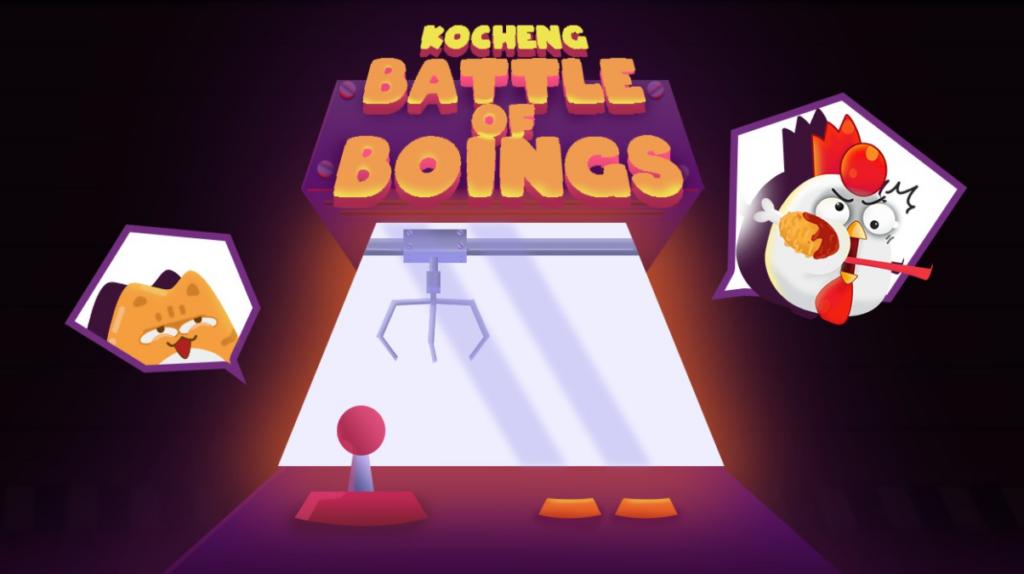 Kocheng: Battle of boings