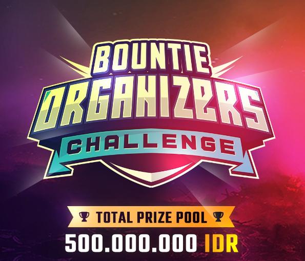 Bountie.IO gelar tantangan Bountiesatumilyar kepada average gamer dan penyelenggara turnamen game online
