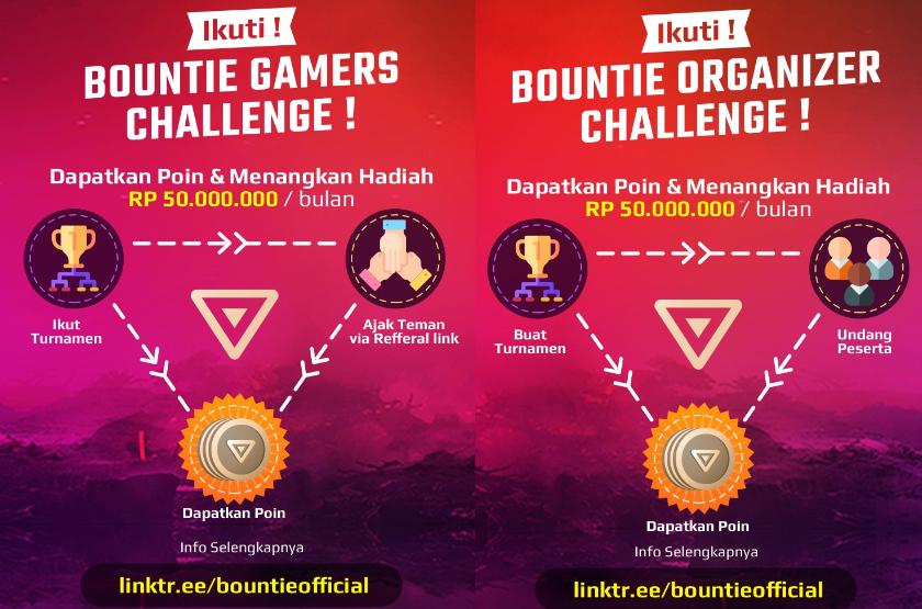 Tantangan Bountiesatumilyar bagi gamer