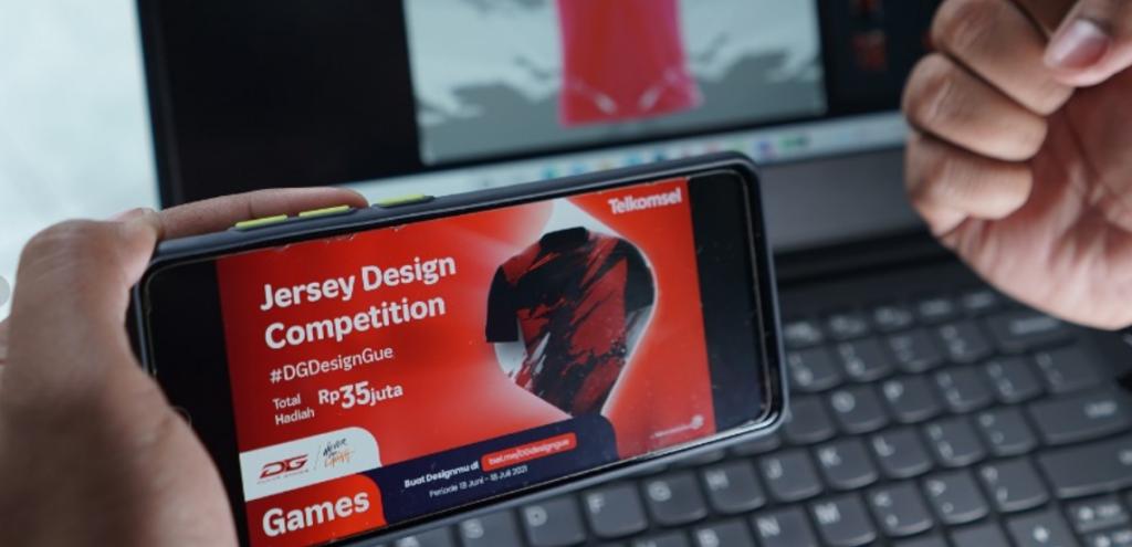 Kompetisi Desain Jersey #BanggaBuatanIndonesia