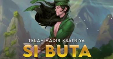 PT.Melon Indonesia dan Bumilangit Entertainment hadirkan Si Buta dari Gua Hantu, Ksatriya Baru di Lokapala