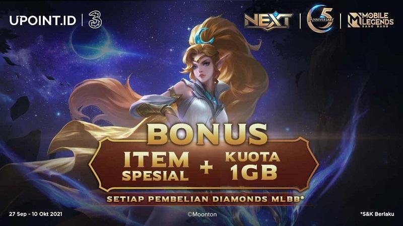 Mobile Legends Bang Bang Rayakan Anniversary 5th, Beragam Project Seru Menanti!