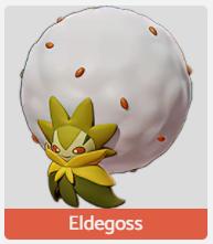 Eldegoss Pokemon Unite