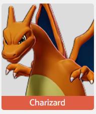 Charizard Pokemon Unite