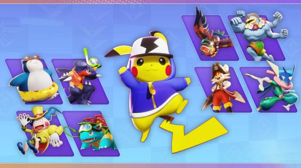 Panduan Pokemon Unite Battle Items Untuk Push Rank